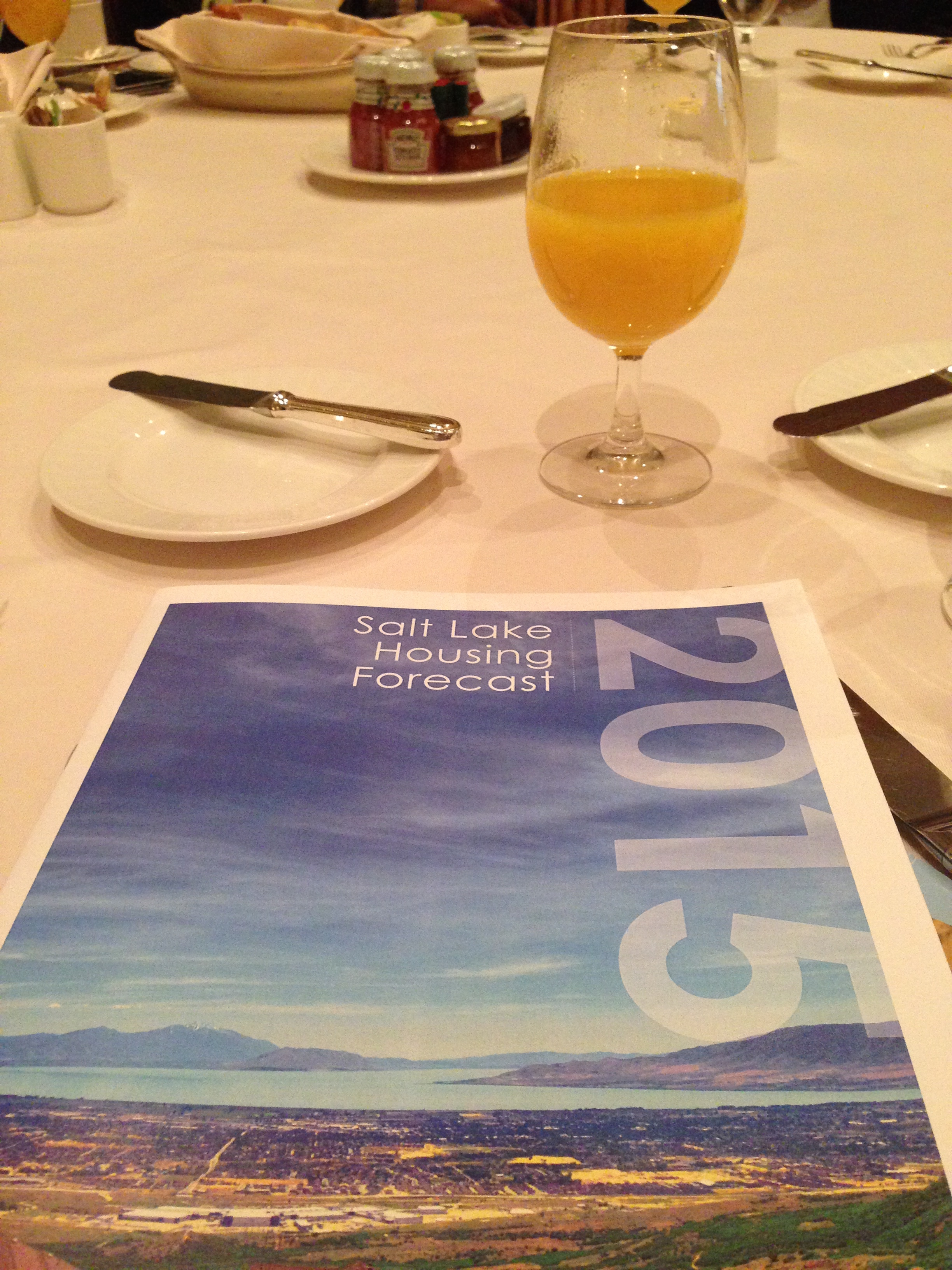 2015 Forecast Breakfast